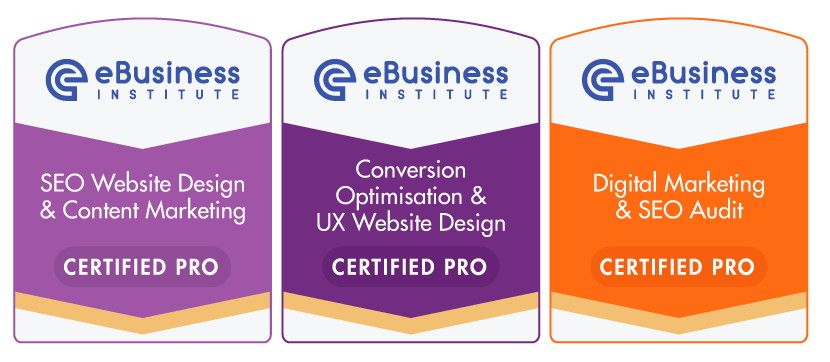 eBusiness Institute Digital Marketing Certifications